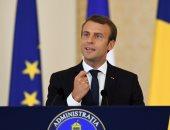 ايمانويل ماكرون الرئيس الفرنسى