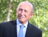 وزير الداخلية الفرنسى جيرار كولومب