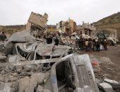 جانب من العنف فى اليمن _ صورة أرشيفية