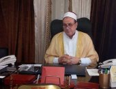 الشيخ مجدى بدران وكيل وزارة الأوقاف بالإسماعيلية