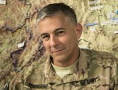 ستيفن تاونسند قائد الجيش الأمريكى لدى الصومال