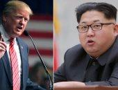 زعيم كوريا الشمالية ونظيره الأمريكى دونالد ترامب