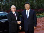 الرئيس الصينى و فلاديمير بوتين