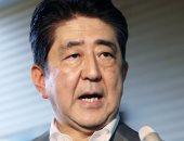 شينزو آبى رئيس الحكومة اليابانية