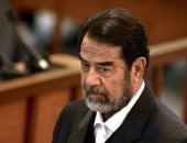 الرئيس العراقى الراحل صدام حسين