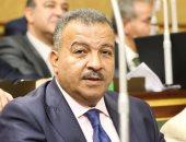 النائب محمد العمارى رئيس لجنة الشؤون الصحية بمجلس النواب