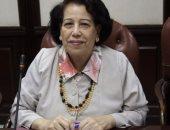الدكتورة هدى زكريا - عضو المجلس الاعلى لتنظيم الإعلام
