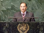 منصور العتيبى مندوب الكويت لدى الأمم المتحدة