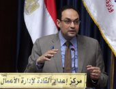 المستشار محمد جميل رئيس  الجهاز المركزى للتنظيم  والإدارة