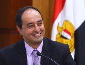 عمرو عثمان مساعد وزير التضامن