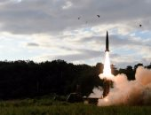 تجربة صاروخية لكوريا الشمالية _ صورة أرشيفية