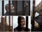 الرئيس المعزول محمد مرسى - أرشيفية