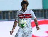 عبد الله جمعة لاعب الزمالك