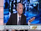 السفير حسين هريد مساعد وزير الخارجية الأسبق