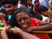العنف ضد مسلمى الروهينجا _ صورة أرشيفية