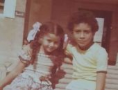 رحاب أبو رجيله مع شقيقته
