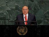 الرئيس اليمنى عبدربه منصور