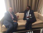 سامح شكرى ووزير خارجية اثيوبيا