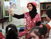 رنا الدجانى مؤسسة مبادرة نحن نحب القراءة
