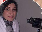 الدكتورة نضار حسن اخصائى طب وجراحة العيون