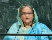 الشيخة حسينة واجد رئيسة وزراء بنجلادش فى الأمم المتحدة