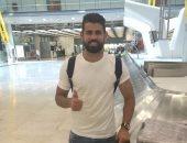دييجو كوستا فى مطار مدريد