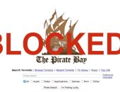 موقع القرصنة The Pirate Bay