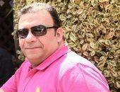 وليد منصور المرشح لنائب رئيس نادى بلدية المحلة