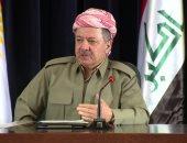 مسعود برزانى رئيس إقليم كردستان العراق