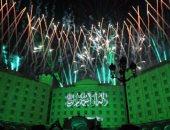 احتفالات اليوم الوطنى فى السعودية