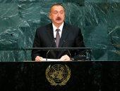 الرئيس الاذربيجانى