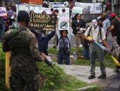 مظاهرات الطالب فى السلفادور