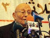 الدكتور محمد فايق رئيس المجلس القومى لحقوق الانسان