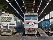 محطة قطار -أرشيفية