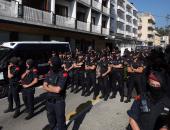 الشرطة الإسبانية- أرشيفية