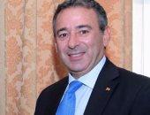 سفير مصر فى الأردن طارق عادل