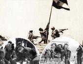 جانب من حرب أكتوبر ـ صورة أرشيفية