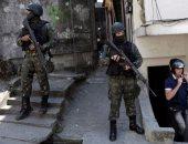 قوات الأمن فى البرازيل