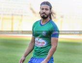 احمد سامى لاعب المقاصة