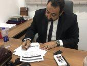 مجدى عبد الغنى عضو اتحاد الكرة