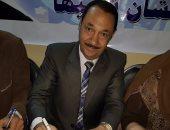 النائب بدوى النويشى عضو مجلس النواب عن بنى سويف