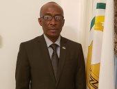 الشيخ صالح هابيمانا سفير جمهورية رواندا بالقاهرة