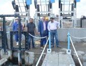 محطة معالجة الصرف الصحى ببلقاس