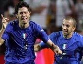 جروسو وديل بييرو صدما ألمانيا فى مونديال 2006