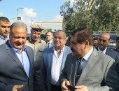 اللواء جمال عبد البارى رئيس الأمن العام