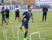محمد رمضان لاعب الزمالك