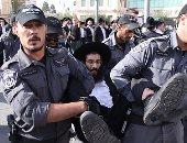 اشتباكات فى القدس بين الشرطة والحاخامات