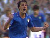 ماركو تارديلى واحتفاله الشهير بهدفه أمام ألمانيا