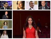 نجوم حفل جوائز السينما العربية