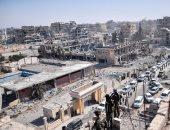 مدينة الرقة السورية - ارشيفية